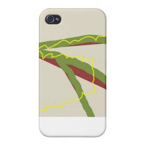 """Hundredth Season"" iPhone 4/4S Covers"