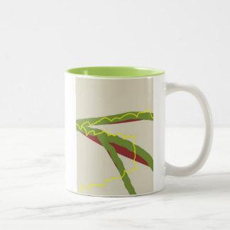 """Hundredth Season"" Two-Tone Coffee Mug"