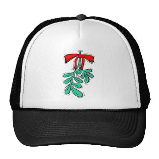 Hung Misteltoe Trucker Hat