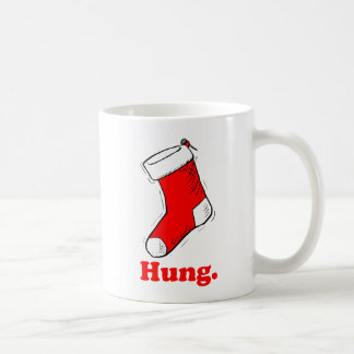 Hung Coffee Mugs