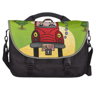 Hung-over Car Commuter Bags