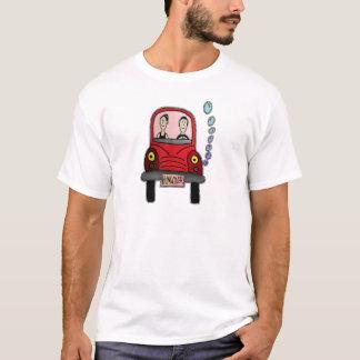 Hung-over Car T-Shirt