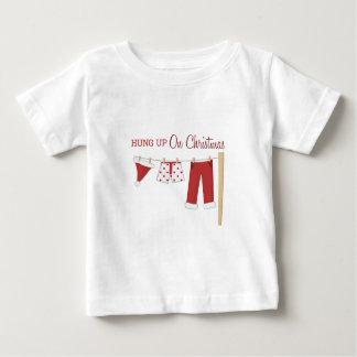 Hung Up On Christmas T-shirt