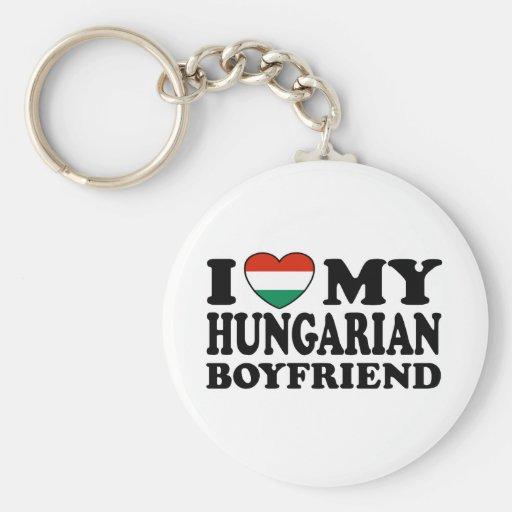 Hungarian Boyfriend Key Chain