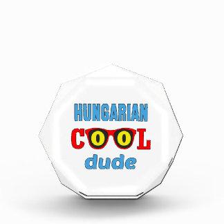 Hungarian Cool Dude Award