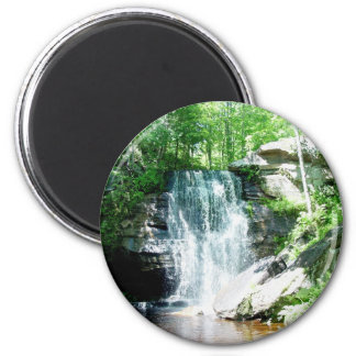hungarian falls 2 inch round magnet
