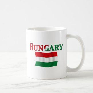 Hungarian Flag 2 Coffee Mug