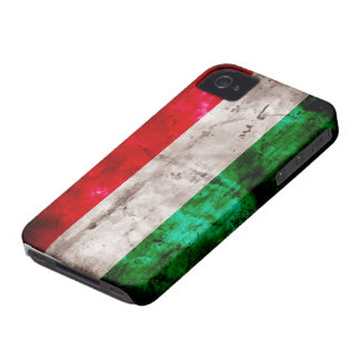 Hungarian Flag iPhone 4 Cover