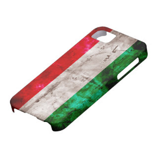 Hungarian Flag iPhone SE/5/5s Case