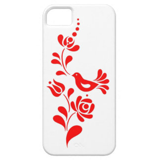 Hungarian folk motive iPhone SE/5/5s case