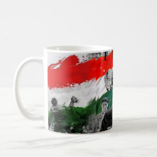 Hungarian Freedom Fighter - Man Of The Year 1956. Coffee Mug