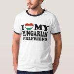 Hungarian Girlfriend T-Shirt