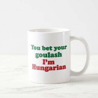 Hungarian Goulash 2 Coffee Mug