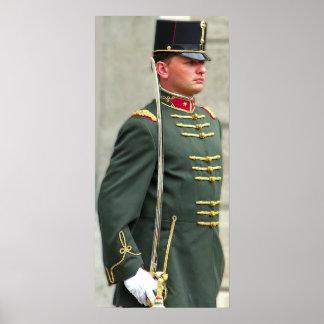 Hungarian Guardsman (1) Poster