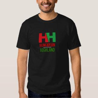 Hungarian highland tee shirt