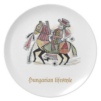 hungarian lifestyle party plates