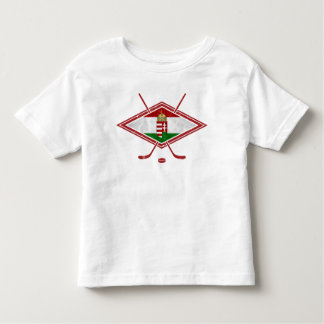 Hungarian Magyar Hockey Logo Toddler T-shirt