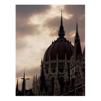 Hungarian Parliamen Postcard