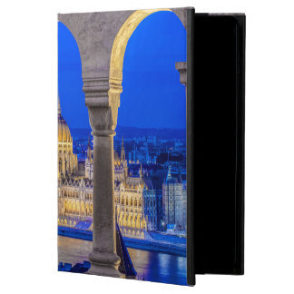 Hungarian Parliament Building at Dusk iPad Air Cases