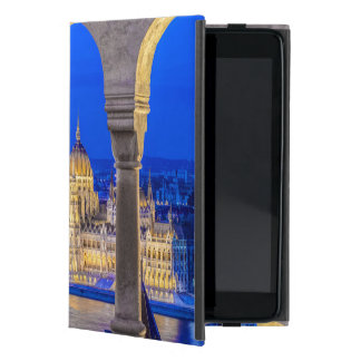 Hungarian Parliament Building at Dusk iPad Mini Cover