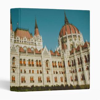 Hungarian Parliament building Binder