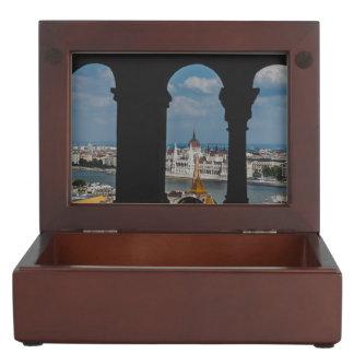 Hungarian Parliament building, Budapest Memory Box