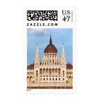 Hungarian Parliament Building in Budapest Postage