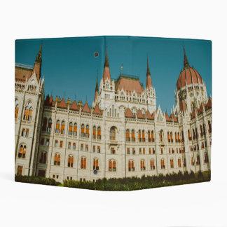 Hungarian Parliament building Mini Binder