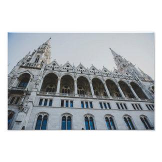 Hungarian Parliament building Photo Print
