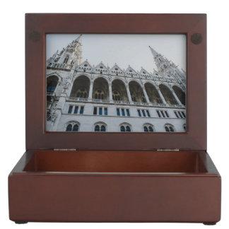 Hungarian Parliament building Memory Boxes