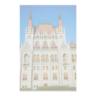 Hungarian Parliament building Personalized Stationery