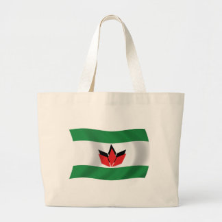 Hungarian People Flag Tote Bag