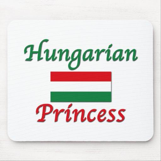 Hungarian Princess Mouse Pad