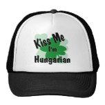 hungarian trucker hat