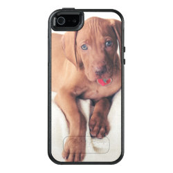 OtterBox Symmetry iPhone SE/5/5s Case with Vizsla Phone Cases design