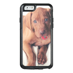 OtterBox Symmetry iPhone 6/6s Case with Vizsla Phone Cases design