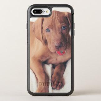 Hungarian Vizsla Puppy OtterBox Symmetry iPhone 8 Plus/7 Plus Case