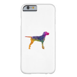 Case-Mate Barely There iPhone 6 Case with Vizsla Phone Cases design