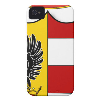Hungary #3 iPhone 4 cover