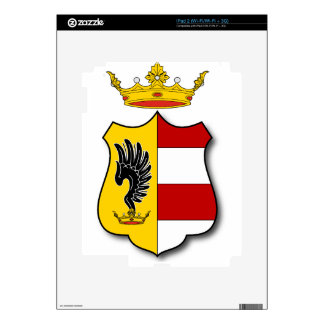 Hungary #3 skins for the iPad 2