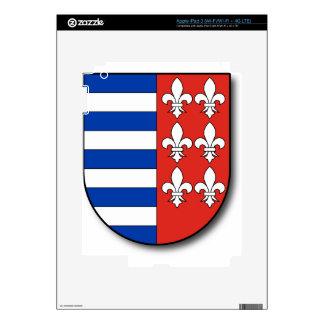 Hungary #4 iPad 3 skin