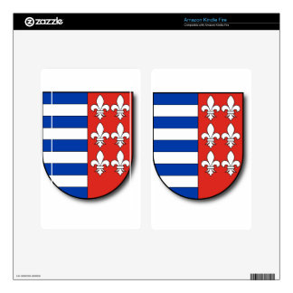 Hungary #4 skin for kindle fire