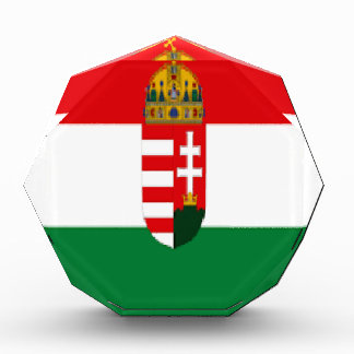 HUNGARY ACRYLIC AWARD