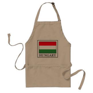 Hungary Adult Apron
