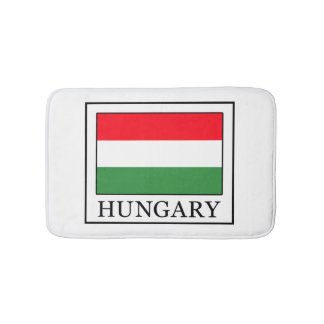 Hungary Bathroom Mat