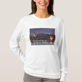 HUNGARY, Budapest: Castle Hill, Calvinist Church T-Shirt