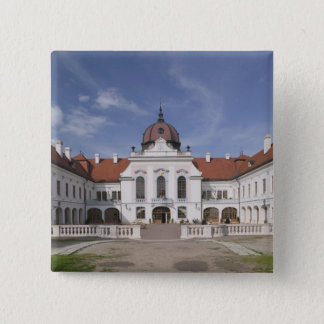 Hungary, Budapest, Godollo: Royal Mansion, Home Button