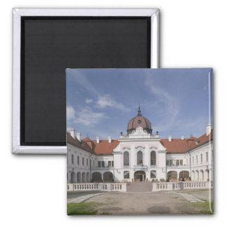 Hungary, Budapest, Godollo: Royal Mansion, Home Magnet