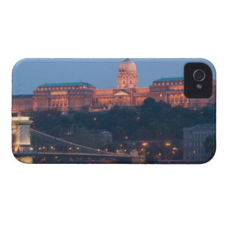 HUNGARY, Budapest: Szechenyi (Chain) Bridge, Case-Mate iPhone 4 Case