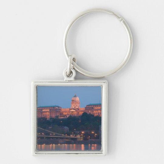 HUNGARY, Budapest: Szechenyi (Chain) Bridge, Keychain